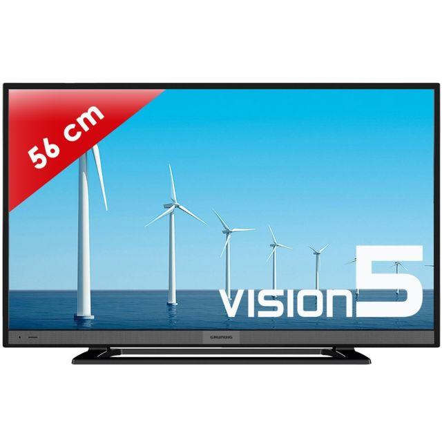 grundig 40 vle 5520 bg 102 cm tv led 1080p pas cher achat vente tv led de 40 39 39 49. Black Bedroom Furniture Sets. Home Design Ideas