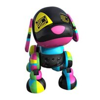 Zoomer - 6023883 - Animal Interactif - Mini - Zuppies - Roxy
