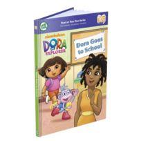 LeapFrog - Livre Tag Dora The Explorer - Langue: Anglais