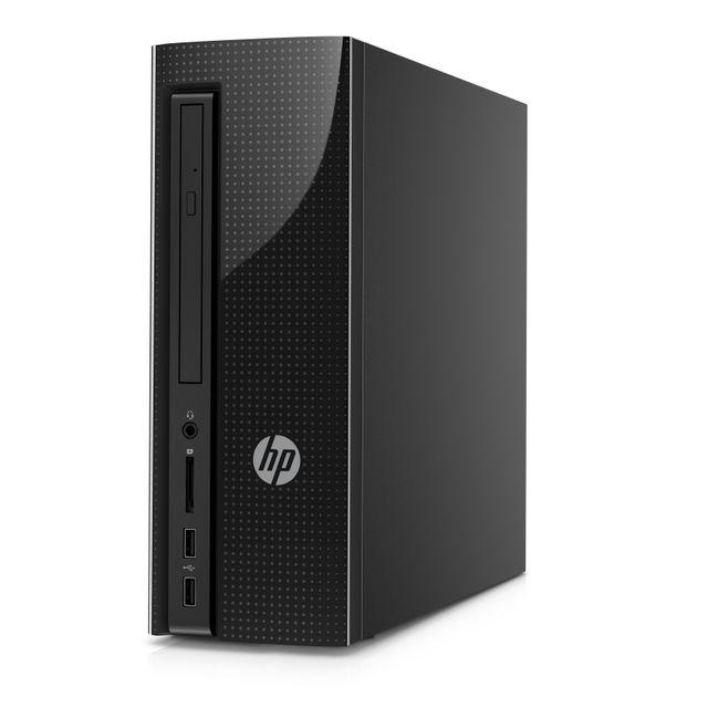 HP Unité centrale Slimline Desktop 260-a135nf