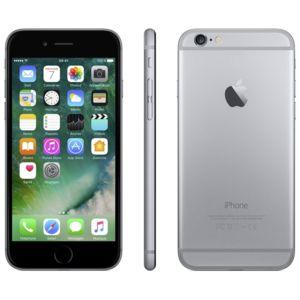 apple iphone 6 32 go mq3d2zd a gris sid ral pas cher achat vente smartphone classique. Black Bedroom Furniture Sets. Home Design Ideas