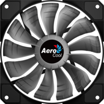 AEROCOOL - Ventirad pour boitier PC - Ventilateur 12cm RGB