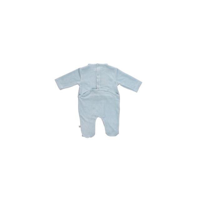 68 cm Taille 6 mois Pyjama b/éb/é velours Petite Reine
