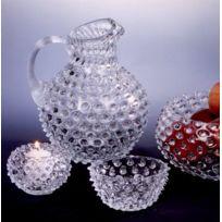Cristallerie Markhbein - Broc à eau Clair 1.5 L-broc Ananas par Markhbein