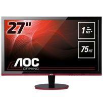 """AOC - G2778VQ 27"""" 1ms AMD FreeSync"""