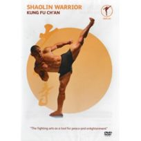 Quantum Leap - Shaolin Warrior - Kung Fu Ch'AN IMPORT Dvd - Edition simple