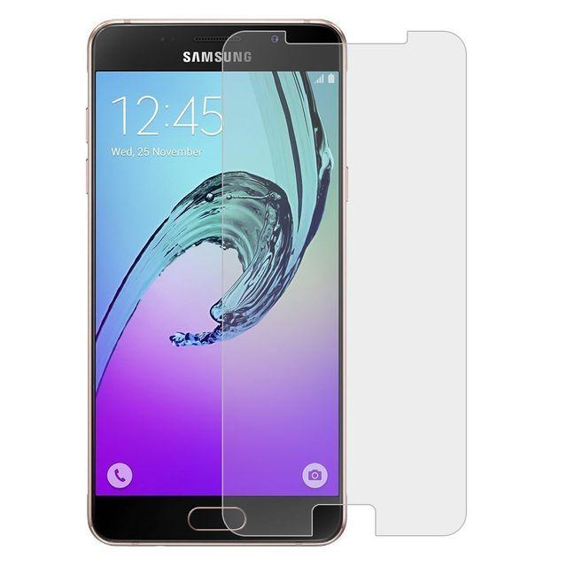 Cabling - Samsung Galaxy A5 2016, Protection écran, Film Protection d'écran en Verre Trempé Glass Screen Protector Vitre Tempered pour Samsung Galaxy A5 2016, Sm-a510F- Dureté 9H, Ultra-mince 0.20 mm, 2.5D Bords Arrondis- Anti-rayure, Anti-traces de doi