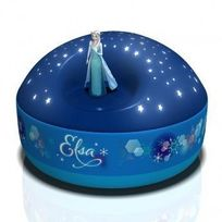 La Reine Des Neiges - Projecteur d'Etoiles Musical Elsa 12 cm