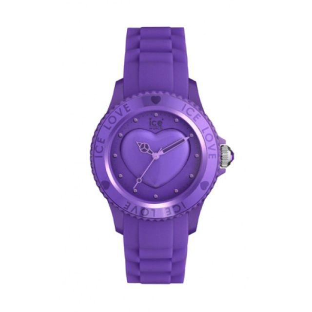 Ice-Watch - Montre Ice Watch - Ice Love Lavender - Unisex