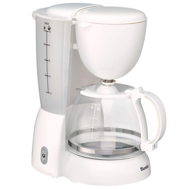 BLUESKY Cafetière filtre BCM427-17