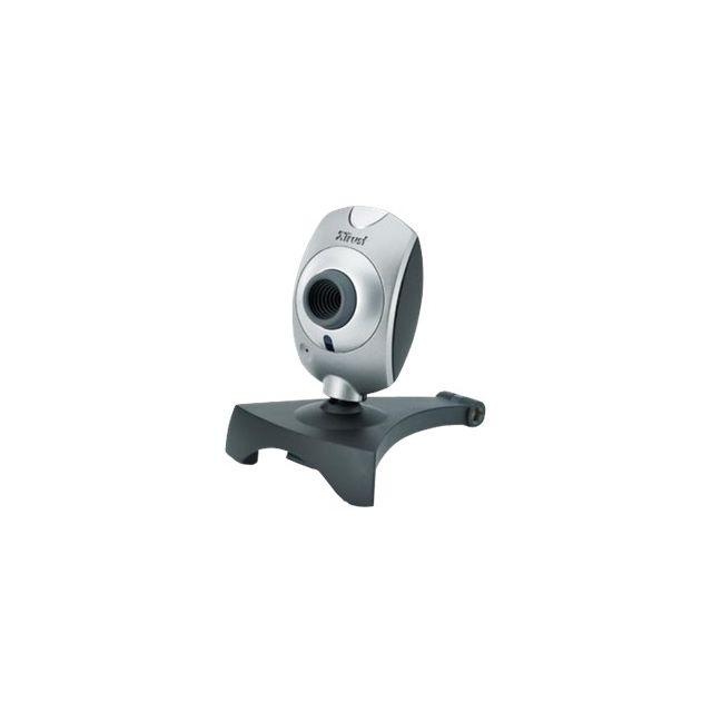 Trust - Primo Webcam - Webcam - couleur - audio - Usb