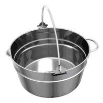 Beka - bassine à confiture inox 10.45l - 163033324