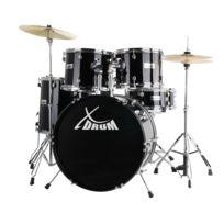 Xdrum - Classic Drum Set complet en noir