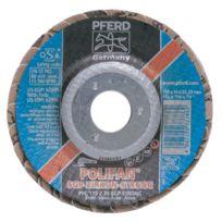 Pferd - Disque A Lamelles Diametre 125 Mm - Grain:80 - Ø mm:125 - Gamme:Standard
