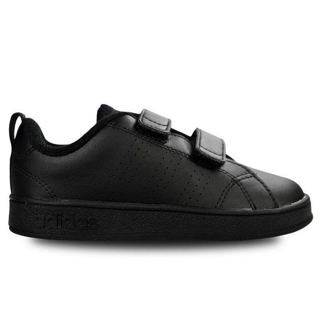 Bébé Advantage Neo Vs Noires Chaussure Pas Clean Adidas aq46zwEx