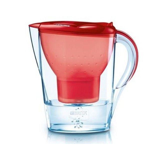 BRITA Carafe MARELLA Cool Rouge