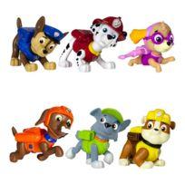 Spin Master - Paw Patrol - Pat'Patrouille - Pat'Patrouille Pack 6 Figurines