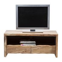 meuble tv 100 cm achat meuble tv 100 cm pas cher soldes rueducommerce. Black Bedroom Furniture Sets. Home Design Ideas