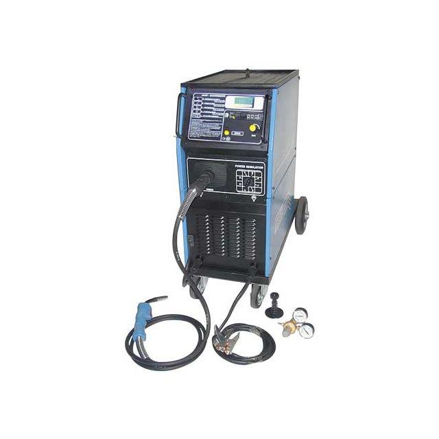 Güde - Poste de soudure semi automatique à gaz Mig 190 Kombi - pas ... 46857871f288