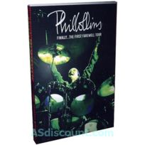 Warner Vision France - Phil Collins : Finally.THE First Farewell Tour - Coffret de 2 Dvd - Edition simple