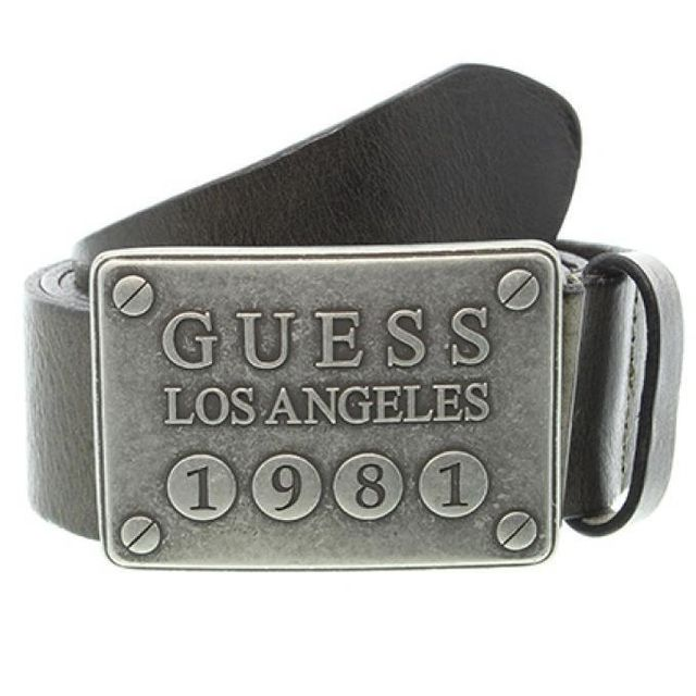 Guess Maroquinerie - Ceinture Casual Country - pas cher Achat ... a5fbbba9b89