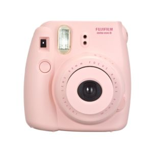 fuji instax mini 8 rose pas cher achat vente appareil compact rueducommerce. Black Bedroom Furniture Sets. Home Design Ideas