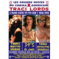 Blue One - Traci Recto Verso - 39°5 le soir - Traci Détective Sexuelle 3 Films