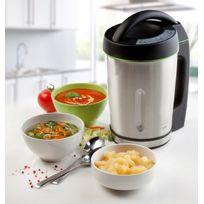 Le mixeur à soupe 1,6L. tout en 1 - Pour veloutés, repas de bébé, confitures, compote