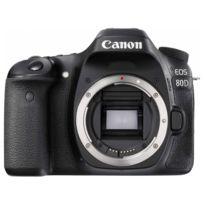 Canon - Eos 80D nu Garanti 3 ans