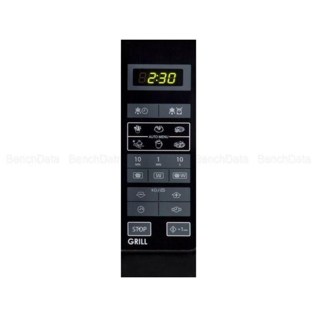 Sharp - Four à micro-ondes Grill combiné 20L - R642BKW Noir