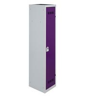 PIERRE HENRY - Vestiaire industriel métal 1 porte