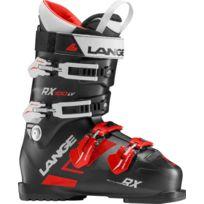 Lange - Chaussures De Ski Rx 100 L.v. black-red, Homme