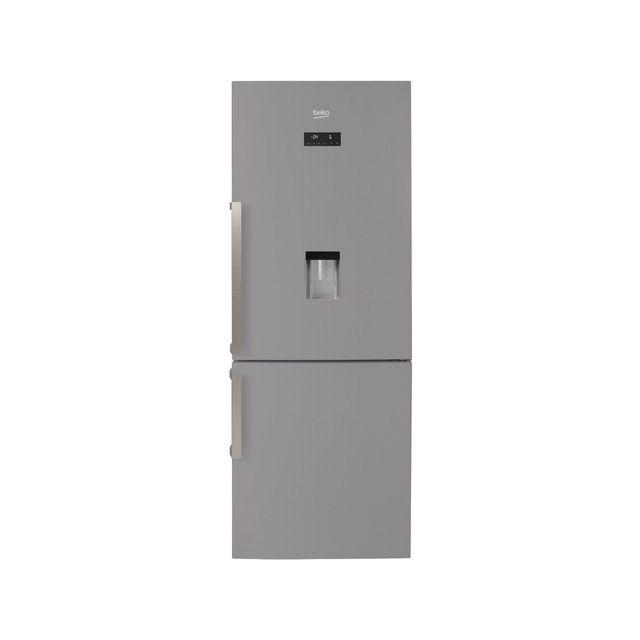 BEKO - Refrigerateur combiné 450L - RCNE520E31DS
