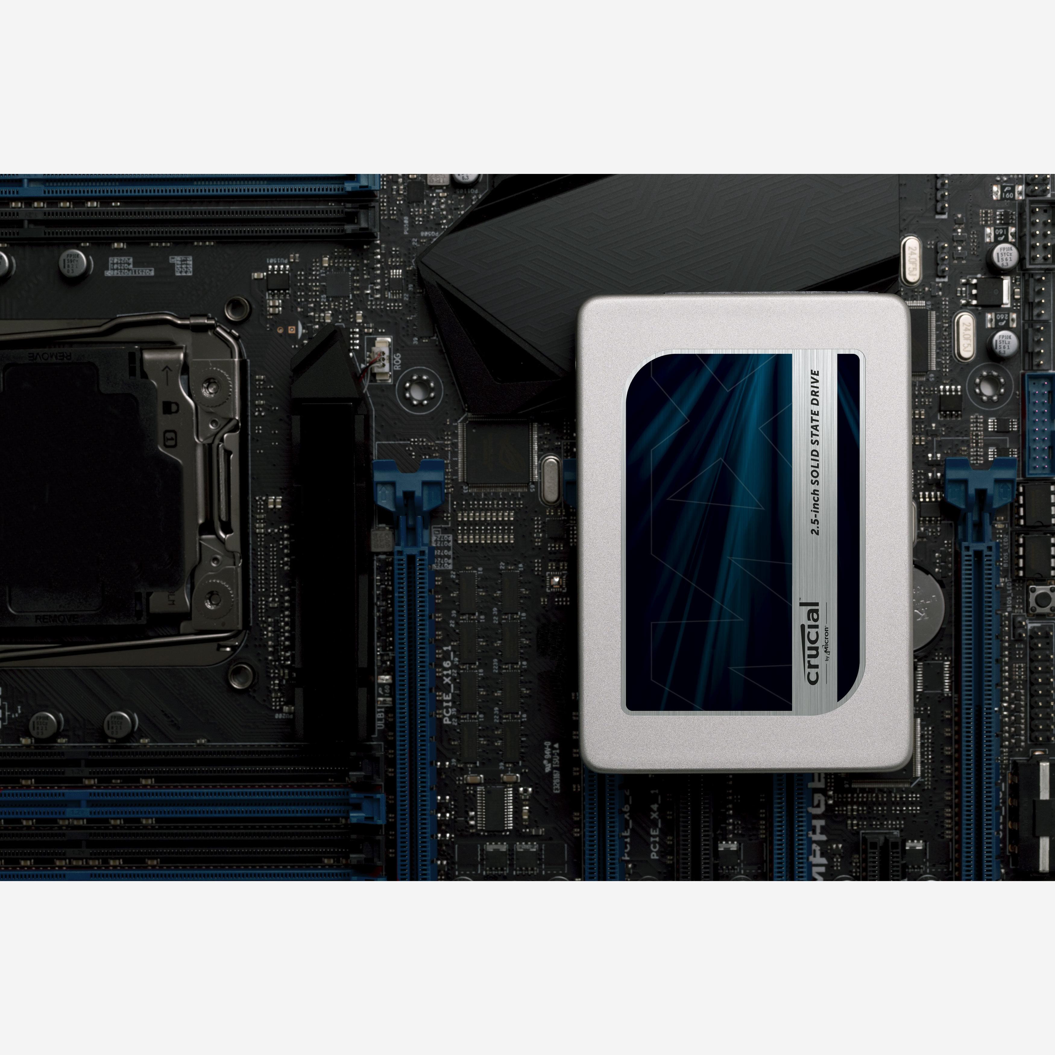 MX300 1050 Go avec adaptateur 9.5 mm
