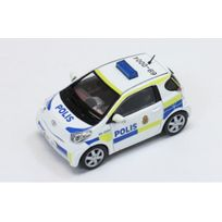 J-collection - Toyota Iq - Sweden Police 2011 - 1/43 - Jc247