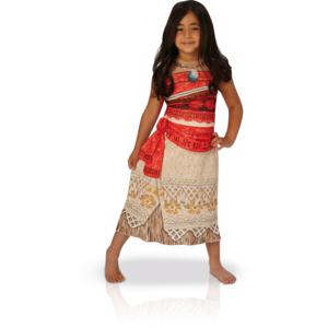 RUBIES - Déguisement classique Vaiana taille L - I-630511L 7-8 ans - 7-8 ans