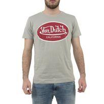 Vondutch - Tee shirt von dutch aaron04 gris