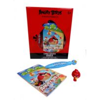 Angry Birds - Ensemble papeterie- Stylo, carnet - Collection