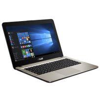 Vivobook X441SA-WX153T - Noir et Or