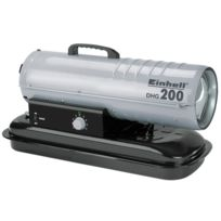 Einhell - Générateur d'air chaud à diesel Dhg 200