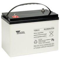 Yuasa - Batterie Yucel Y200-6