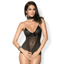 Obsessive - Body Sexy Diamond Noir S/M