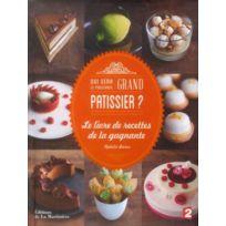 La Martiniere - Le livre du grand pâtissier 2014