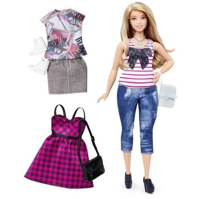 Barbie - Fashionistas Tenue 37 - pas cher Achat   Vente Poupées -  RueDuCommerce 3978b9bfdc97