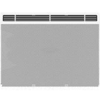 CAYENNE - Panneaux Rayonnant 6 ordres SAS LCD 1000W