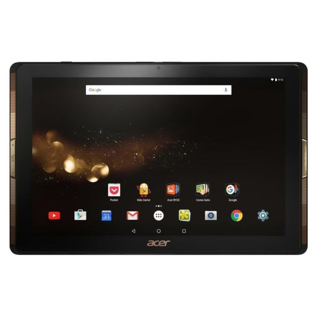 ACER - Iconia Tab 10 - WiFi - Noir