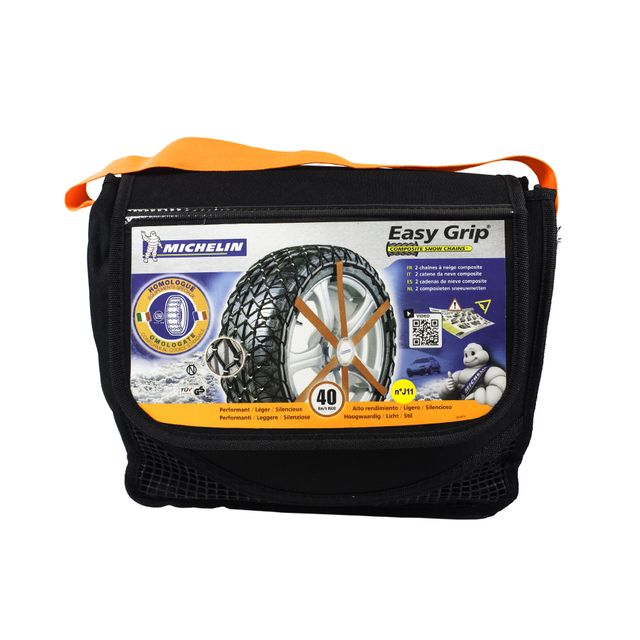 Michelin - Easy Grip chaînes à neige composite Michelin - Voiture