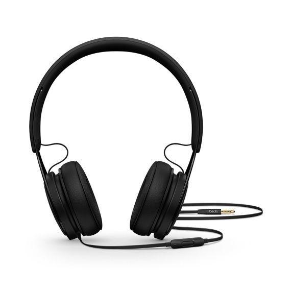 EP On-Ear Headphones - Black