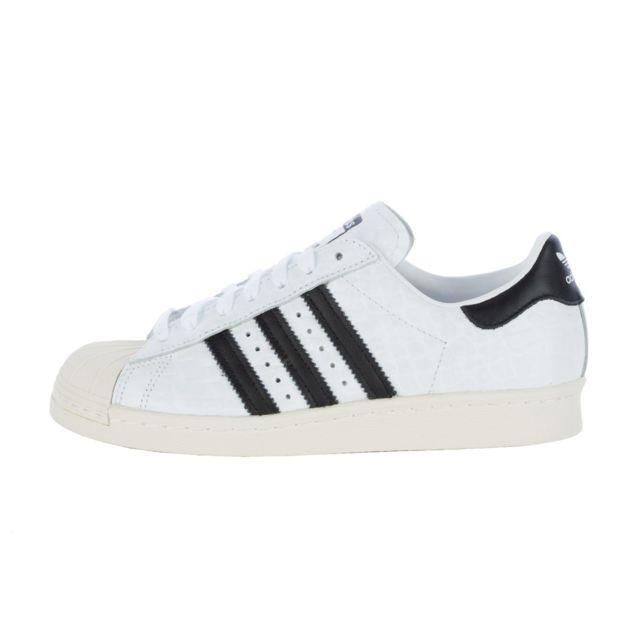 adidas Originals Superstar 80s Femme | Blanche | Sneaker