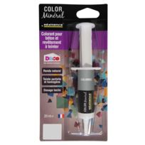Resinence - Colorant béton Résinence - Color Mineral - 20 ml - Colombe